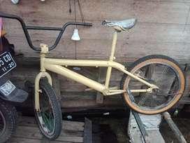 Jual cepat sepeda bmx