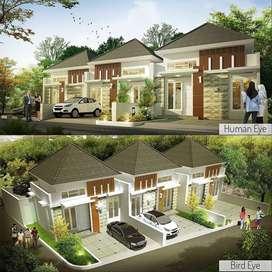 Rumah Dijual Murah Bangunjiwo