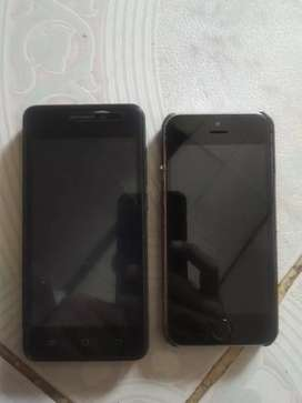 Jual iPhone 5s SM Andromax A 4g