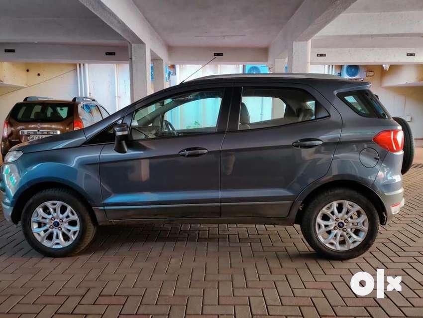 Ford Ecosport EcoSport Titanium Plus 1.5 TDCi, 2014, Diesel 0