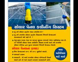 Solar penal cleaning THE PEACOCK SOLAR CLEANING SERVICES
