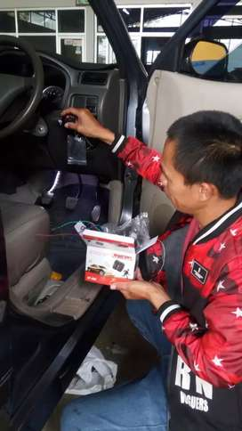 Kaca film alarm cutting stiker coverjok sensor kamera tape peredam gps