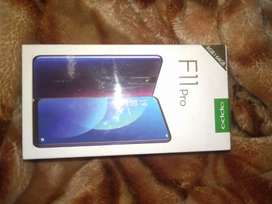 Oppo f11 pro new condition