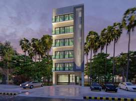 8 MARLA BEAUTUFUL BUILDING FOR SALE AT BAHRIA TOWN LAHORE
