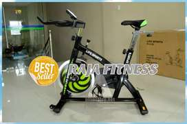 Sepeda fitnes spining bisa cod