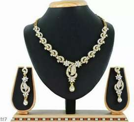 Divine Jewellery Set With FREE HOME DELIVERY and CASH ON DELIVERY