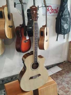 Gitar Akustik elektrik taylor