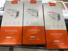 Promo D-Power Charger iPhone Grs 3 bulan