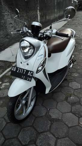 Yamaha Fino 2020 AB Kota no minus 4 rban kmnya