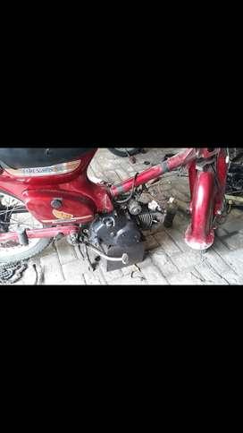 Mesin Karisma 125cc