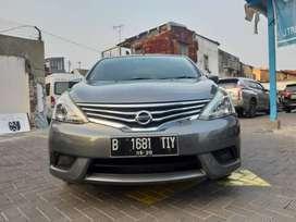 Nissan Grand Livina SV 1.5 AT Silver 2015