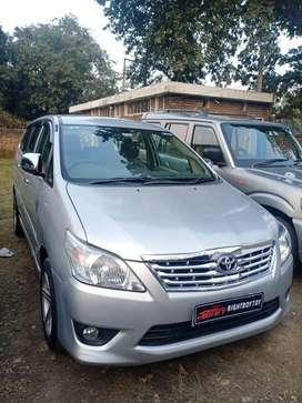 Toyota Innova 2.5 G (Diesel) 7 Seater BS IV, 2013, Diesel