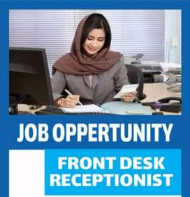 Front office receptionist, Front desk executive