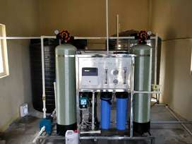 RO water purifier plants, Mineral water plants sells and service