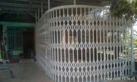 pintu harmonika,grille