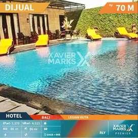 Dijual Cepat Hotel Legian Kuta Bali Murah