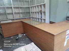 Sesame wood counter  for sell