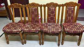4 Dining Table Chairs