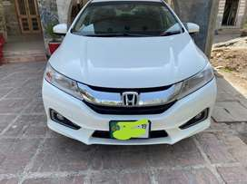 2015 model 2019 registered Lahore number very good condition