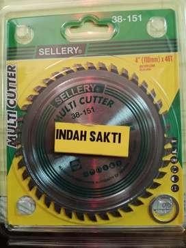 Multicutter merk Sellery 4 inch