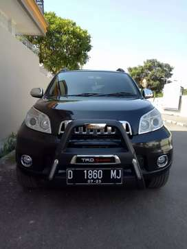 Spesial promo! Kredit murah Daihatsu Terios TX 1.5 matic 2009 new look