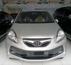 Honda Brio E 1.2  Automatic 2014(Pajak BARU Gress Bln 11)Warna Silver