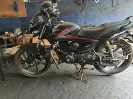 Good condition, new tire front and back