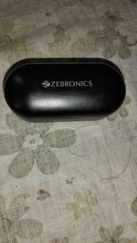 Zebronic wireless ear bom