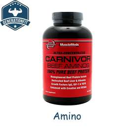 Musclemeds carnivor beef amino 300 tablet Surabaya