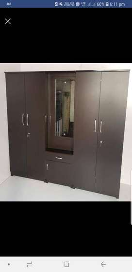 5 door wardrobe brand new wholesaler