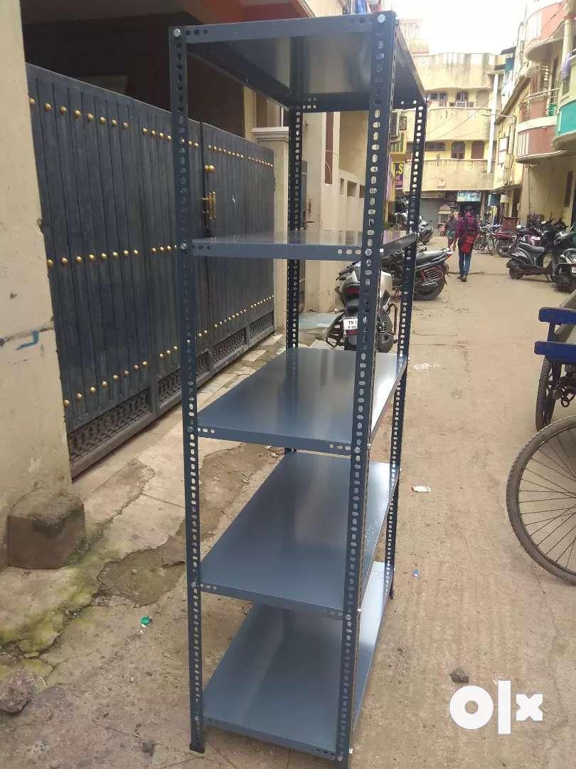 New iron rack 0