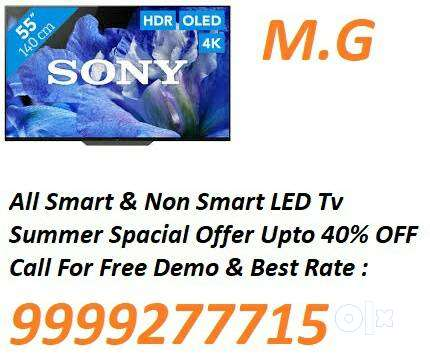 "New 24"" Full HD New Model LED Tv With 1 Year Warranty 0"