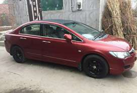 Honda Civic 2007 Petrol Well Maintained