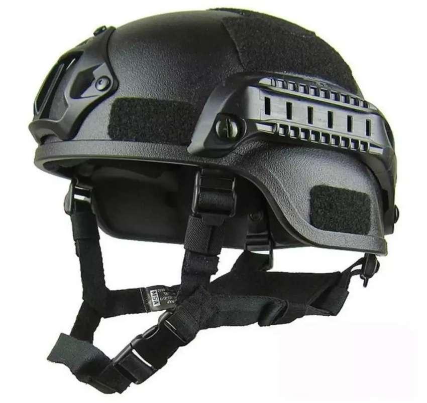Pelindung Kepala Olahraga Model army 0