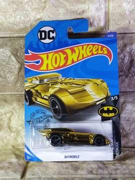 Hot Wheels Batmobile HotWheels
