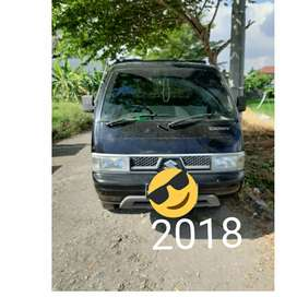 Suzuki Carry 2018