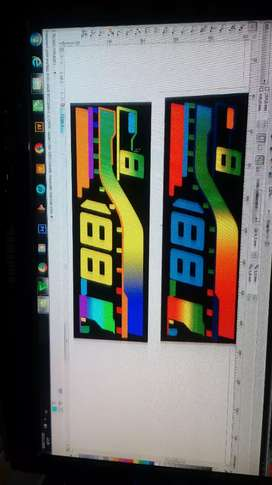 LCD Speedometer VIXION R