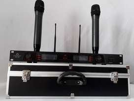 microphone wireless uhf