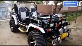 New mhindra Willy jeep