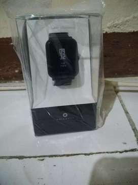 Smartwatch amazfit biplite black & blue jual cpt hadiah kantor