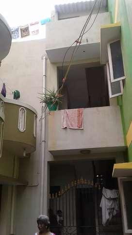 Home at ayyapakkam g+1  old 2 yeats
