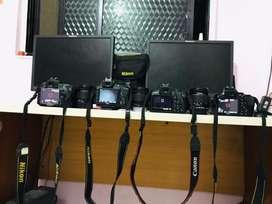 Camera Rental@500 No dep