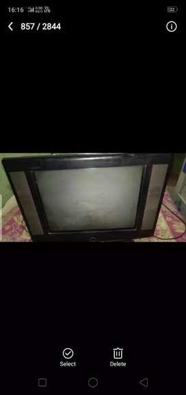 Vidiocon colour tv