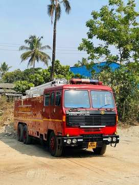 Fire Fighting truck Resale