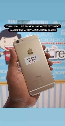Iphone 6 32GB IBox mulus 100% tanpa ada minus