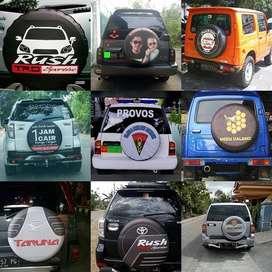 Spesial Cover Ban Serep Mobil Pajero-Ecosport jeep katana yes Bisa 1