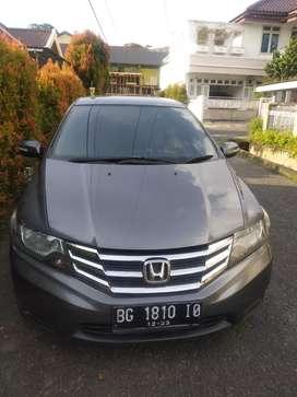 Honda city auto matic