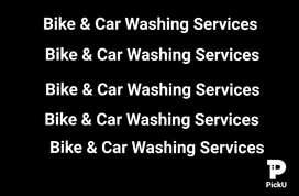Car Washing, Bike Washing