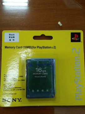 MEMORY CARD PS 2 16MB