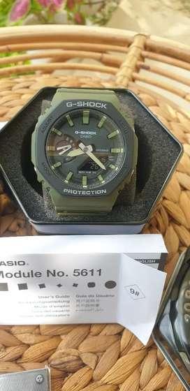 Jam tangan Gshock G2100 Like New
